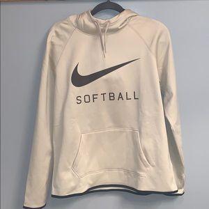Nike softball hoodie